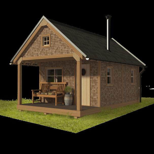 Basic Cabin Plans Small Cabin Plans Wooden House Plans Building Design Plan