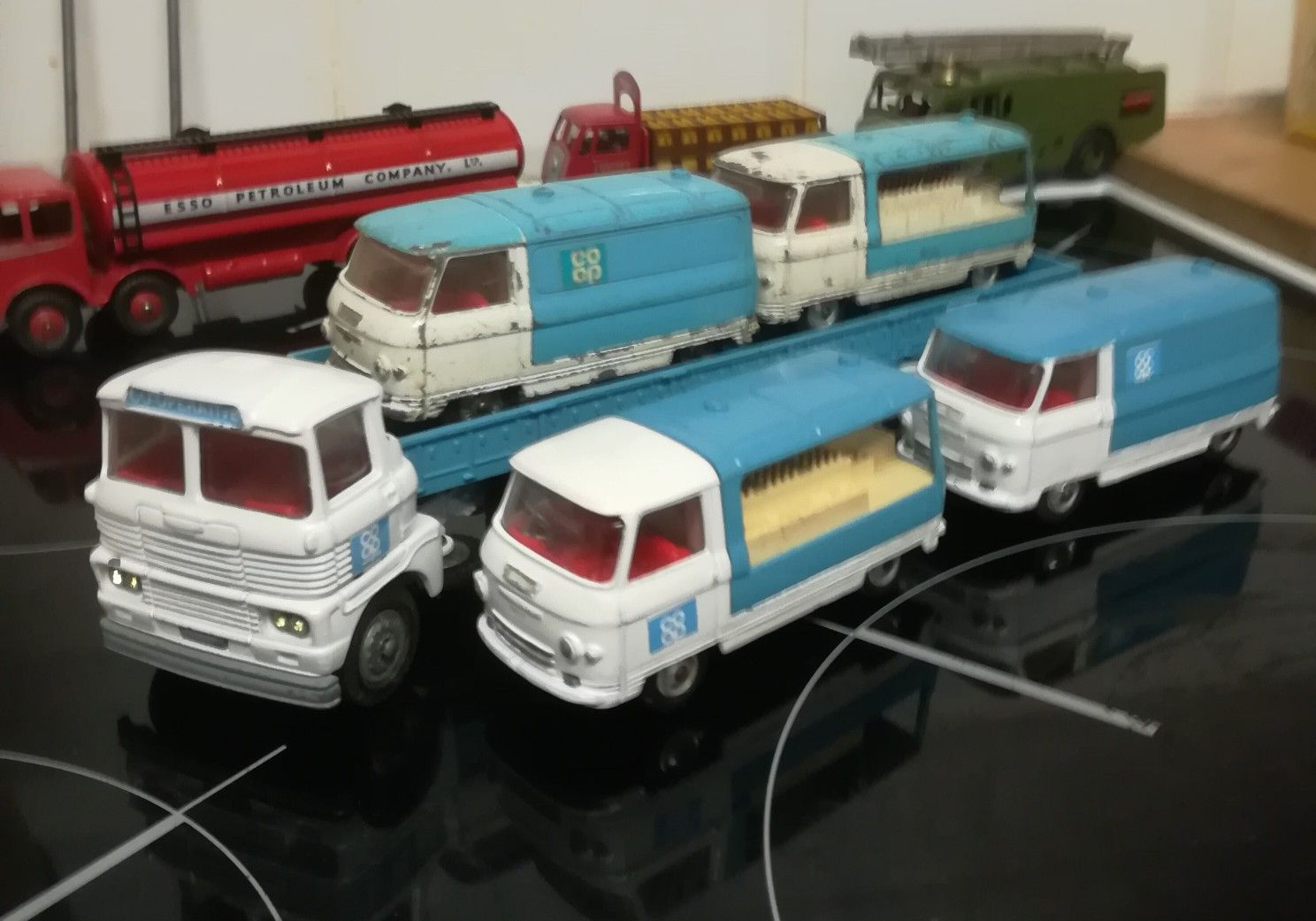 Toys for car dashboard  Corgi coop set getting hard to find  Dinky corgi  Pinterest  Corgi