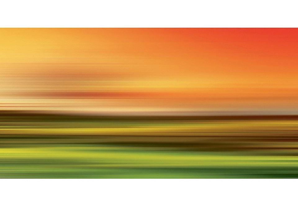 Glasbild »Abstract strokes I«. Glasbild »Abstract strokes I« aus der Kategorie »Abstrakt«. Gesamtgröße: 100 x 50 cm. Ein modernes Glasbild, das die Wohnung belebt! Frisch und trendig begeistert es den Betrachter. Durch die hochwertige Drucktechnik auf Float-Glas entsteht eine harmonische Verbindung zwischen Glas, Licht und Farbe. Die besonders hochwertigen Druckfarben strahlen auch nach vielen ...
