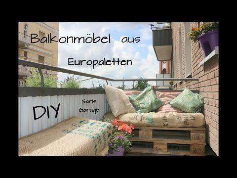 Balkonmöbel Selber Machen 2021