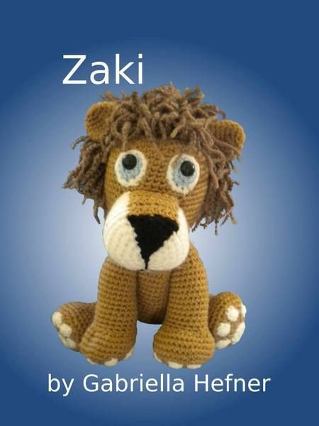 Gehäkelter Löwe Häkelanleitung Crochet Pattern Lion Häkeln