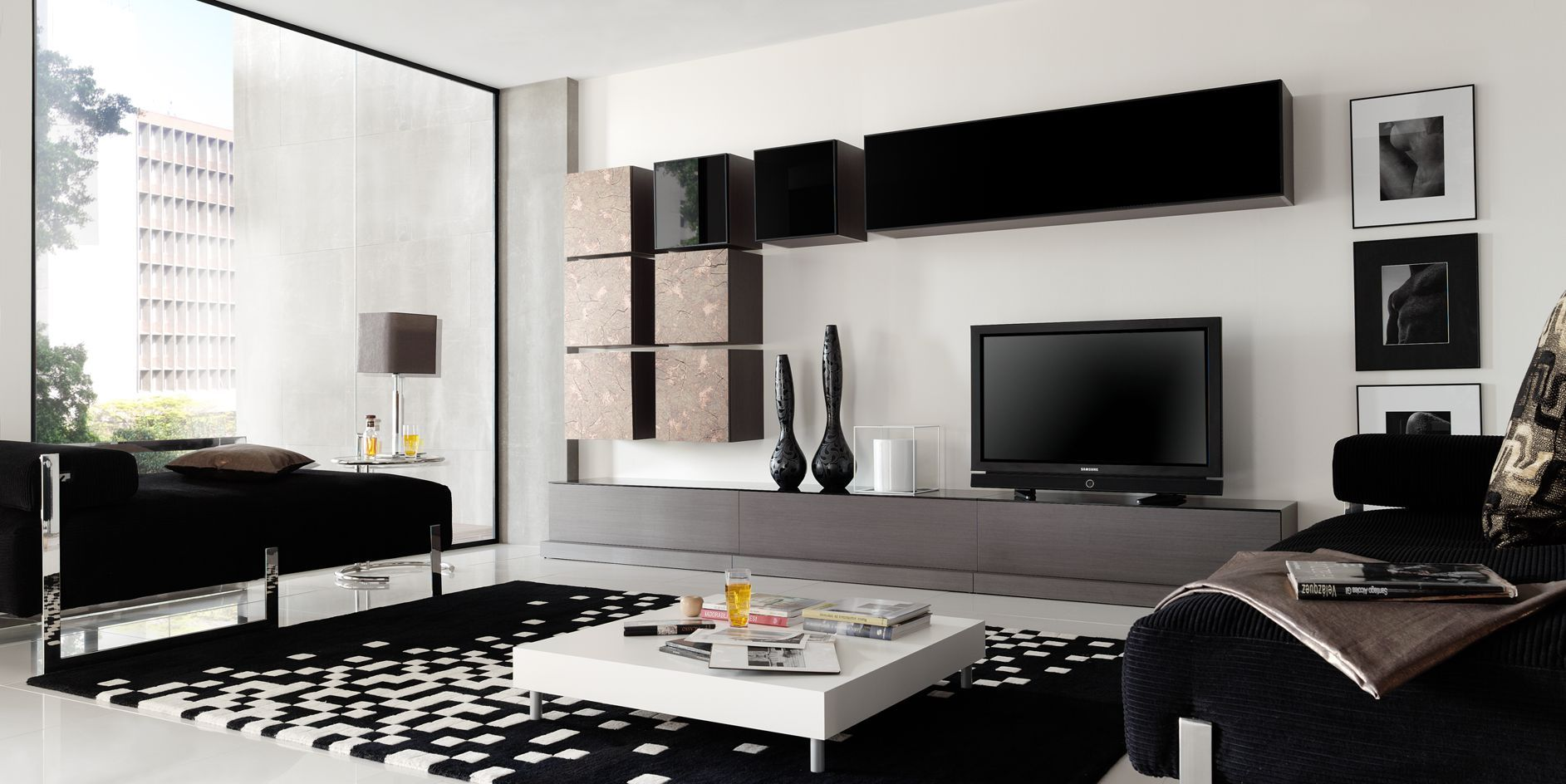 Modern Media Cabinet By Moblec Spain Modern Media Cabinets Modern Furniture Stores Contemporary Furniture