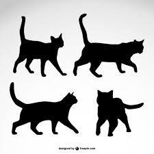 Image Result For Katzen Schablonen Ausdrucken Cica Kepek Sablonok