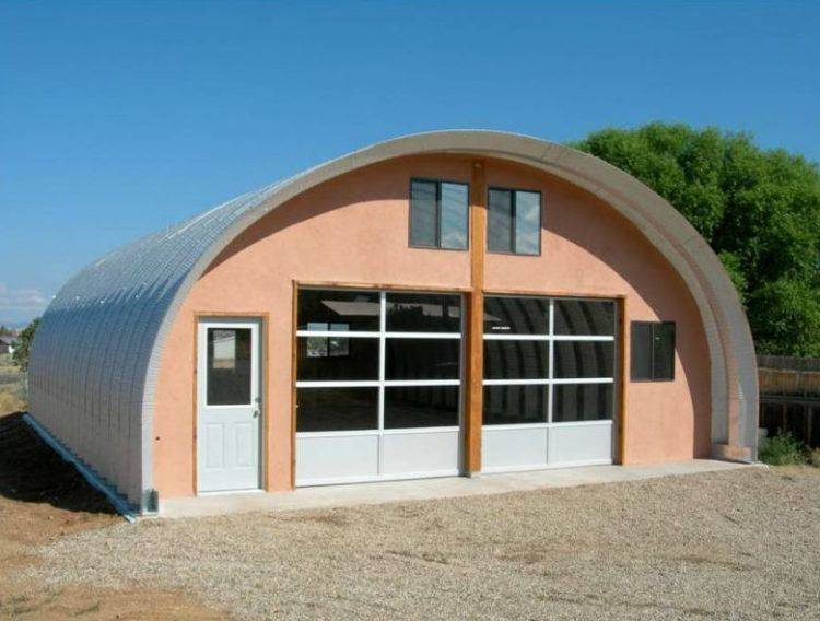 27 Unique Quonset Hut Homes For Wonderful Living Atmosphere ... on metal holidays, metal housing, metal interior, metal steel frame houses, metal graphic design, metal building, metallic designs, metal additions, metal garden, metal home, prefab homes kits prices designs, metal photography, metal windows, metal painting, barn cabin plans and designs, metal stairs design,