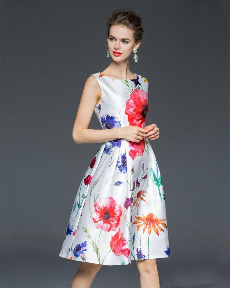 74e348a6a36 Fancy White Colour Designer Semi Stitched Taffeta Silk One Piece Dress for  Girl.