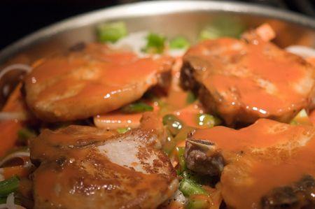 pork chop in tomato soup recipe Pork Chop Skillet Dinner