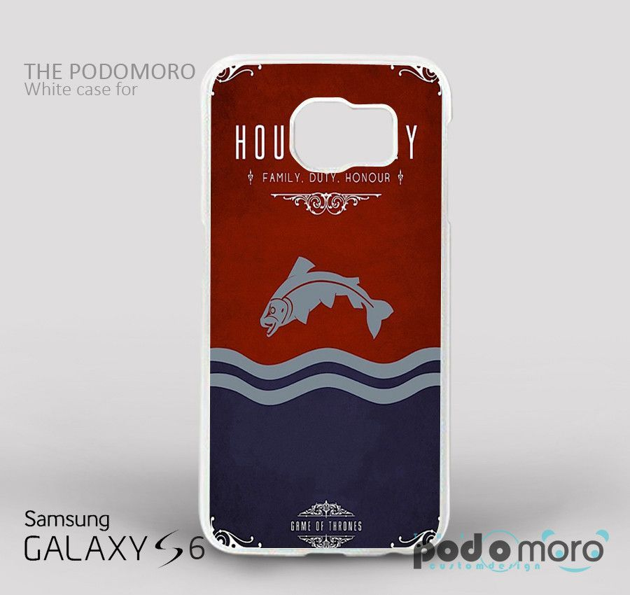 Game Of Thrones House Tully for iPhone 4/4S, iPhone 5/5S, iPhone 5c, iPhone 6, iPhone 6 Plus, iPod 4, iPod 5, Samsung Galaxy S3, Galaxy S4, Galaxy S5, Galaxy S6, Samsung Galaxy Note 3, Galaxy Note 4, Phone Case