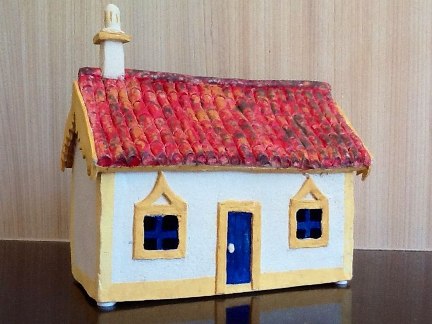 Portugese house by Marike Hoekstra