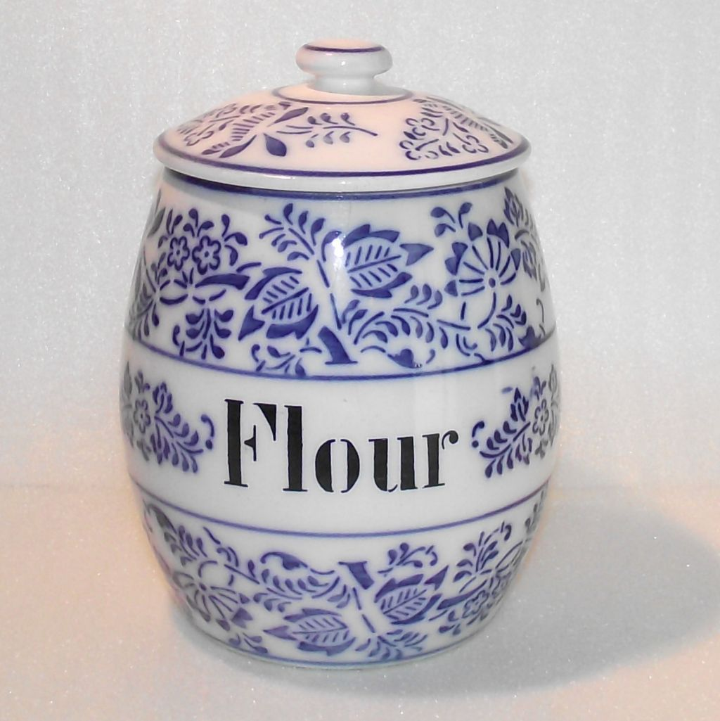 Congratulate, this blue onion canister set valuable message