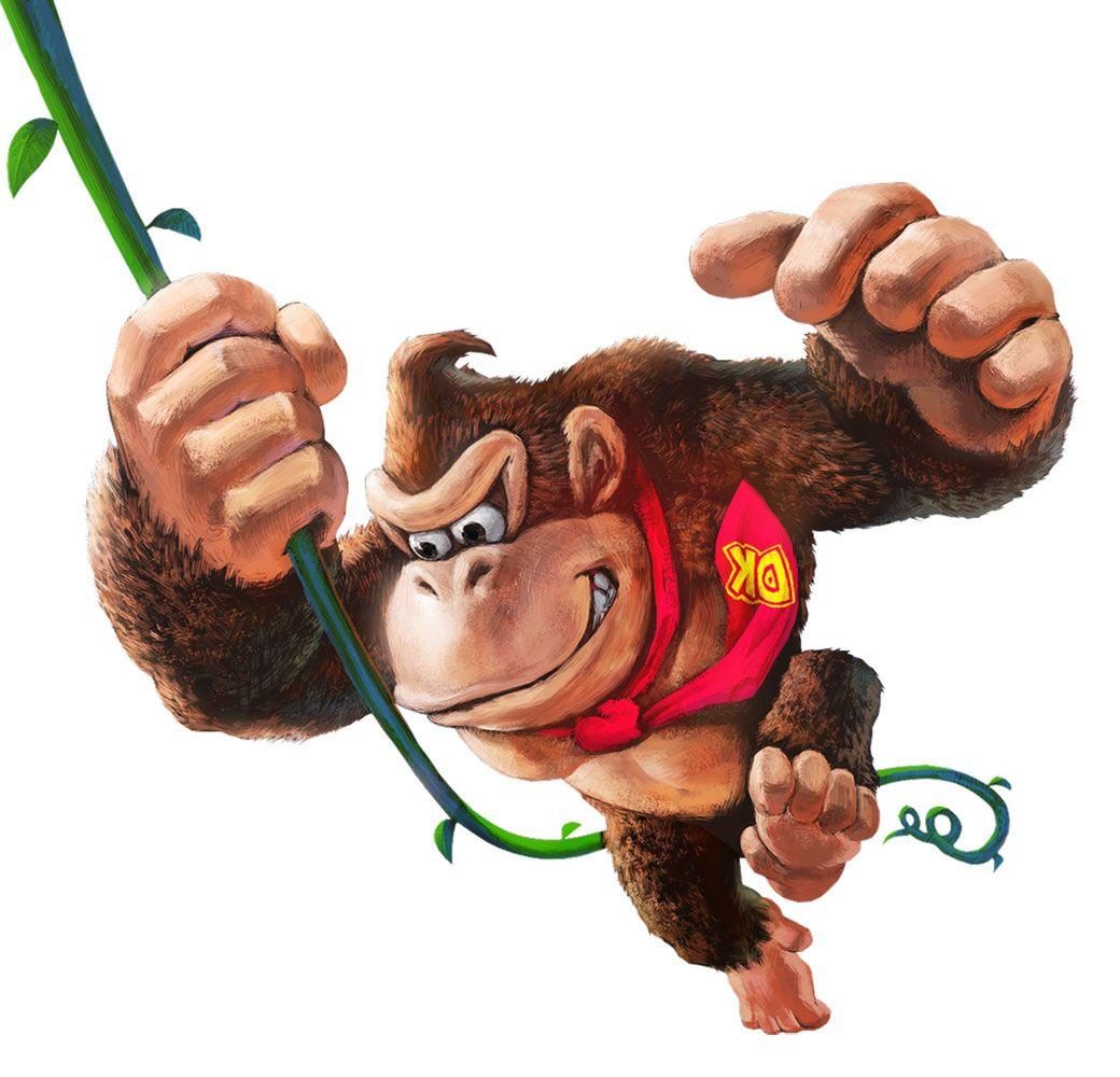 Donkey Kong Artwork Super Smash Bros Ultimate Art Gallery Smash Bros Super Smash Bros Super Smash Bros Switch