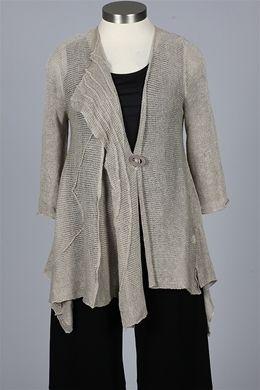 83f23392d32 JWA NATURE - Cardigan - Natural   Turn old into new   Fashion ...