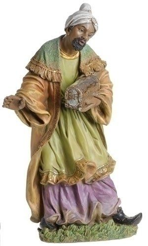 Josephs studio 26 Tall African Wise Man * Check this awesome product - outdoor christmas decorations wholesale