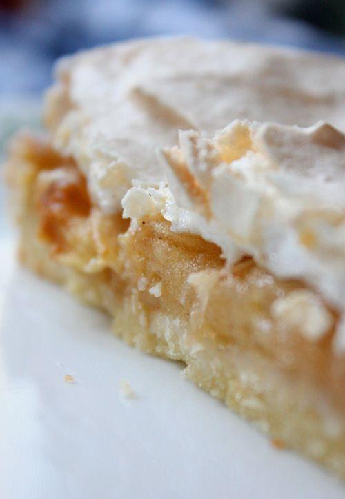 Apfel Baiser Kuchen Kuchen Susskram Pinterest Kuchen