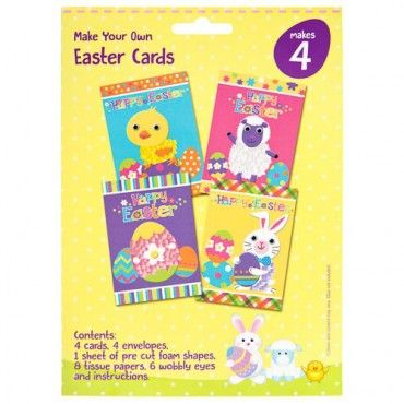 Easter make your own cards poundlandeaster poundland easter easter make your own cards we make a lot of our own cards at home and my daughter and i will be making cards for friends and family negle Images