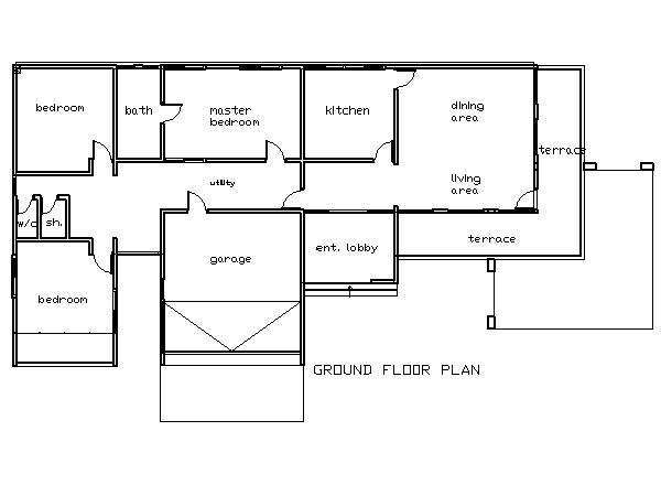 Jordi 3 Bedroom Building Plan In Ghana Projects To Try Building