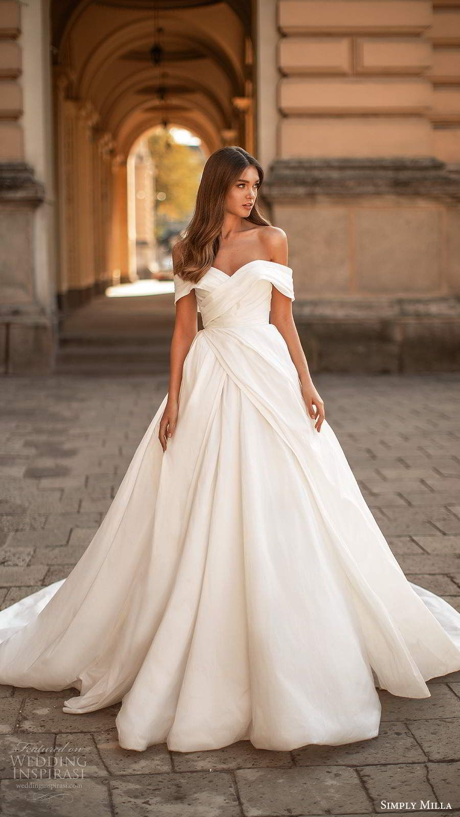 Milla Nova's Simply Milla 2020 Wedding Dresses | Wedding Inspirasi