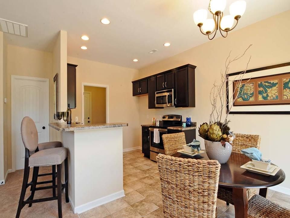 Open floor plan perfect for entertaining! Home decor