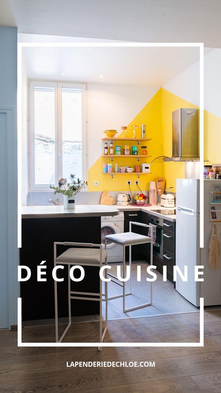Mon coin cuisine adoré, blog décoration  La penderie de Chloé