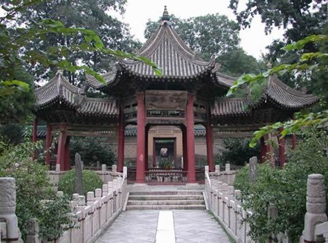 The Great Mosque Of Xian China Islamic Architecture