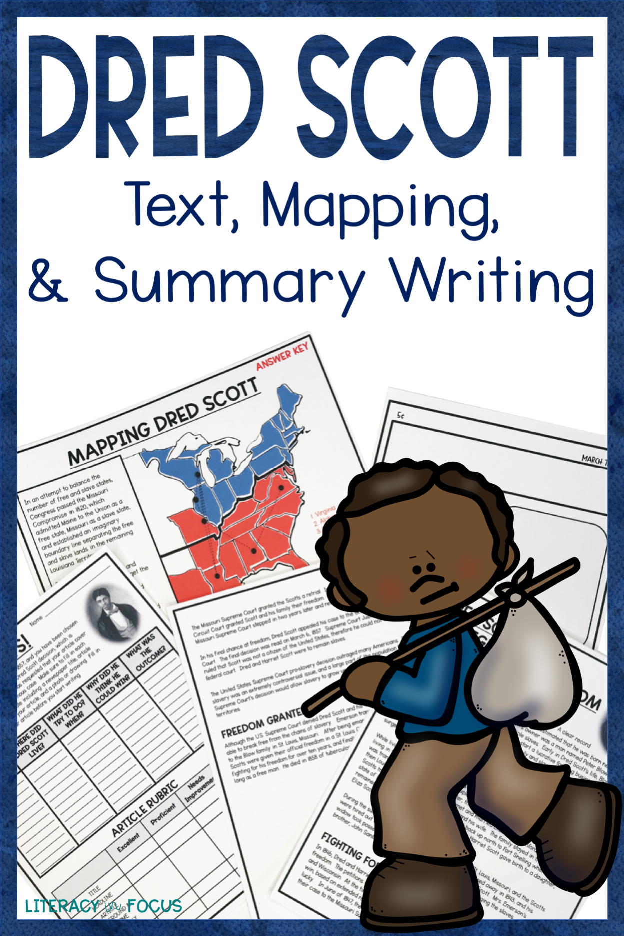 Dred Scott Lesson Plan Teaching History 7th Grade Social Studies Teaching 6th Grade [ 1874 x 1249 Pixel ]