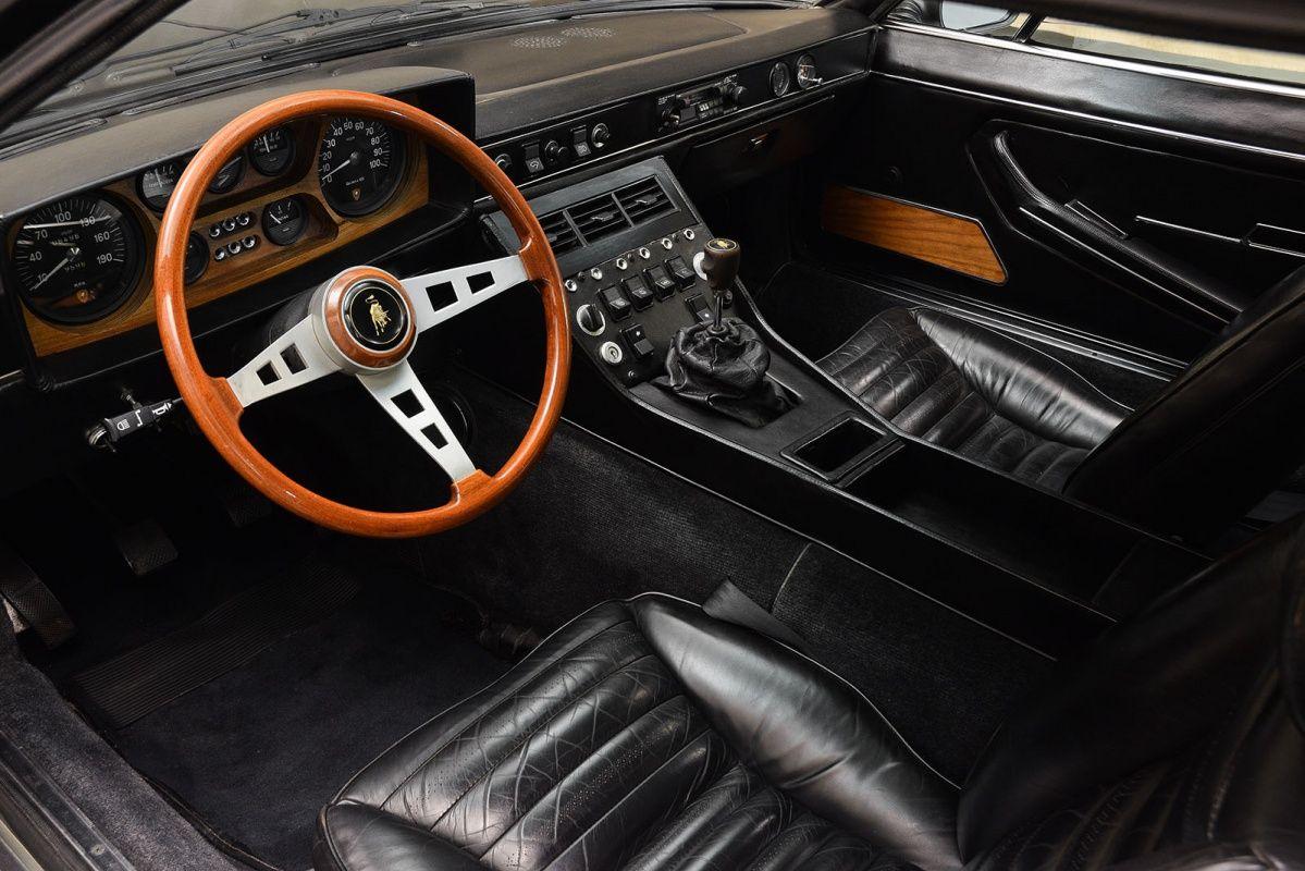 1971 Lamborghini Espada   Classic Driver Market