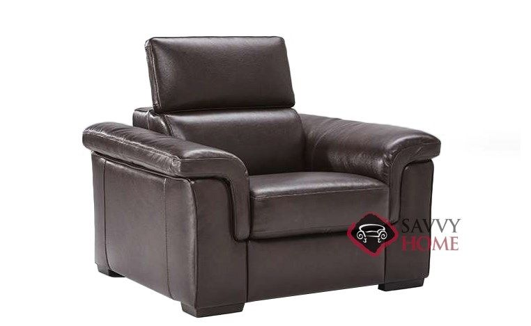 Ceno B922 003 Leather Arm Chair By Natuzzi Editions Leather