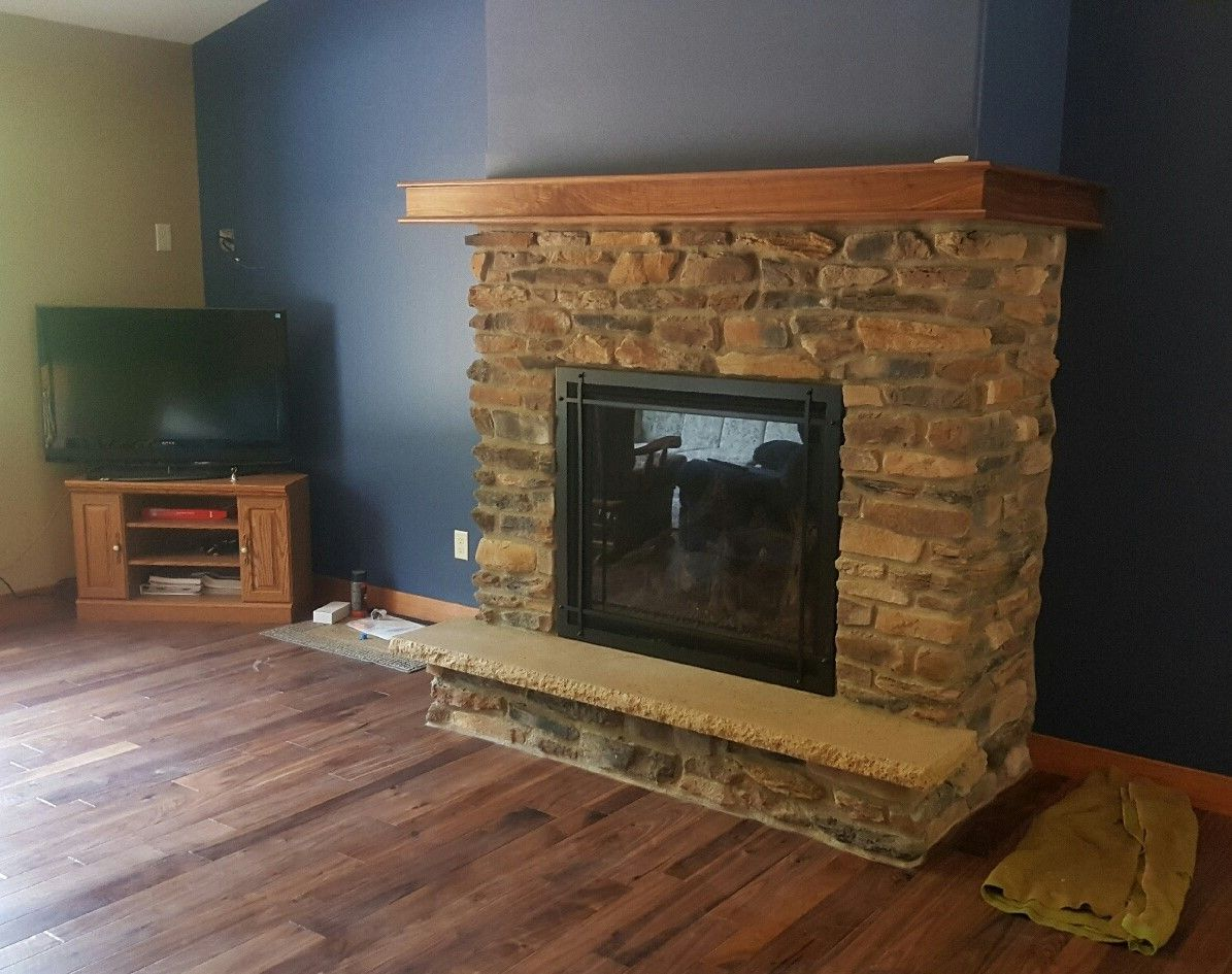 Great American Fireplace Installed This Kozy Heat Carlton 39 Gas