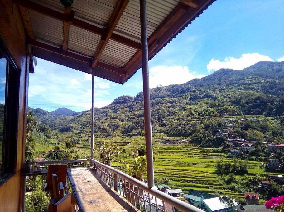 7th heavens cafe and Lodging Häuser zur Miete in Banaue