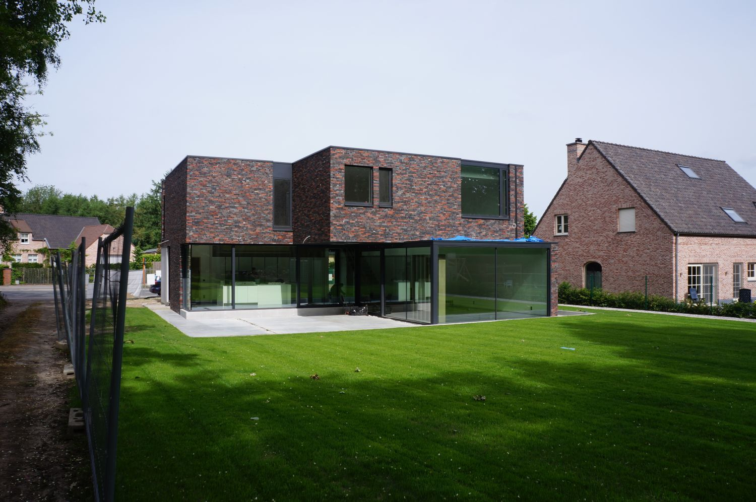 Moderne woning google zoeken moodboard huis exterieur pinterest architecture house and - Mooie moderne huis gevels ...