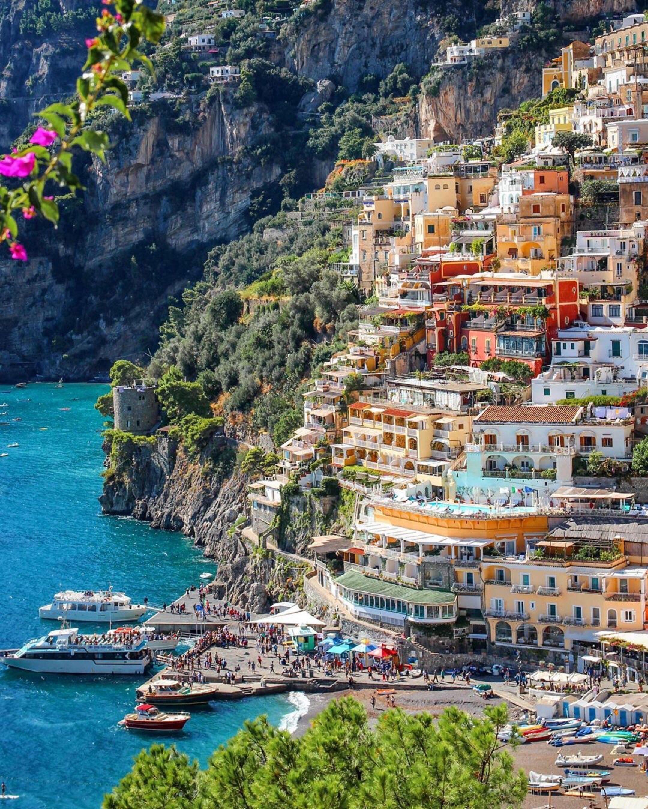 A Piece Of Positano Italy Photo Italy Amalfi Coast