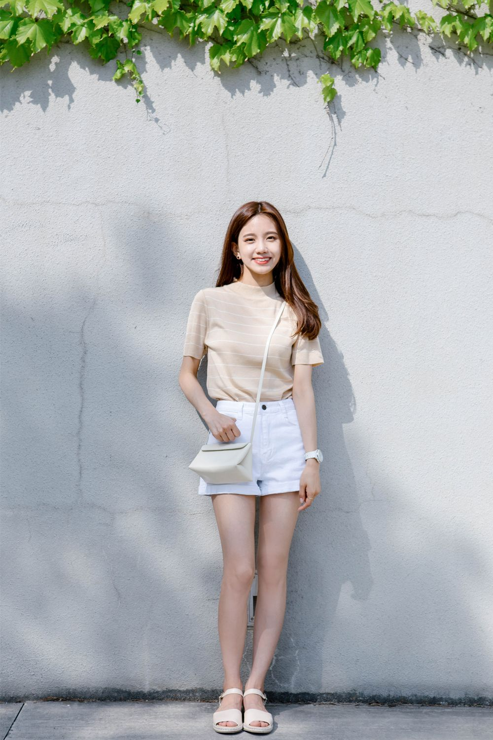 Korean Fashion Summer Look Ootd Kfashion