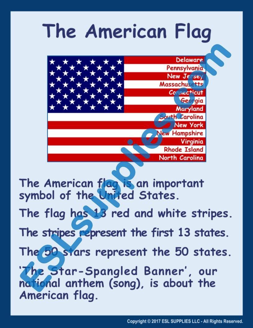 Pin On U S Citizenship Esl Anchor Charts Graphs