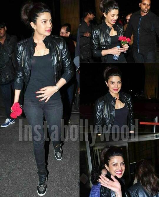 edf0ac5ee5cd Yay or Nay  Priyanka Chopra s outfit