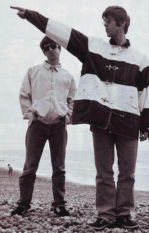 Noel & Liam Gallagher (Oasis)