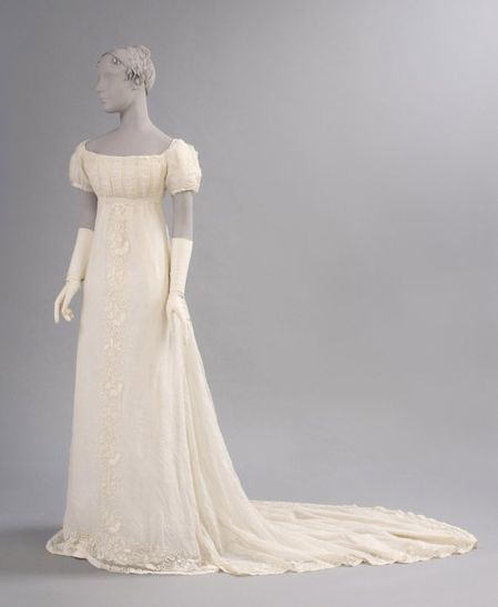 Early 1800s Wedding Dresses Dress 1800 The Philadelphia Museum Of Art From That Blog