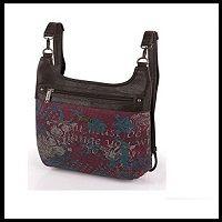 online retailer ef599 97cac para la Mochila bolso bolsillo Gabol mujer Bolso Bandoleras con Maya Linda  en parte un TwqCxY7