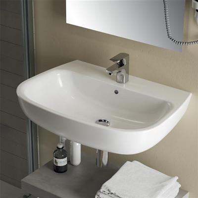 Lavamani sospeso Ideal Standard Esedra cm 45 adatto per bagni ...