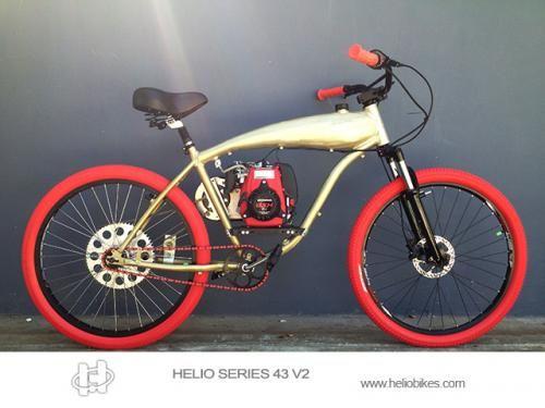 Helio Honda Motorized Bicycle Helio Honda Series 43 V2 2 399 99