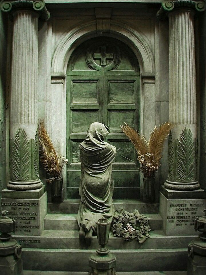 .... cemetery art photography