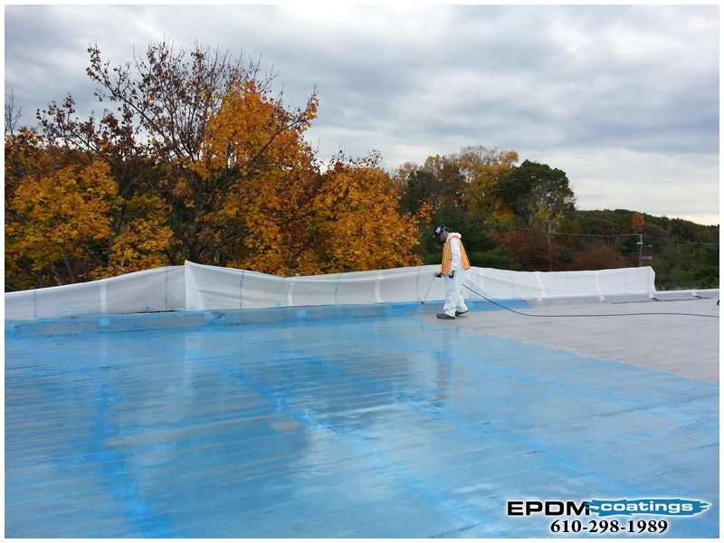 Epdm Coatings Liquid Epdm Rubber Roof Coatings For Roof Leaks Only Liquid Epdm In The World Roof Coatings Liquid Roof Rubber Roof Coating