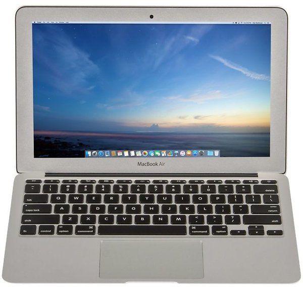 """Apple 11.6"""" MacBook Air MC968LL/A Intel Core I5 2GB RAM 64GB HDD"""