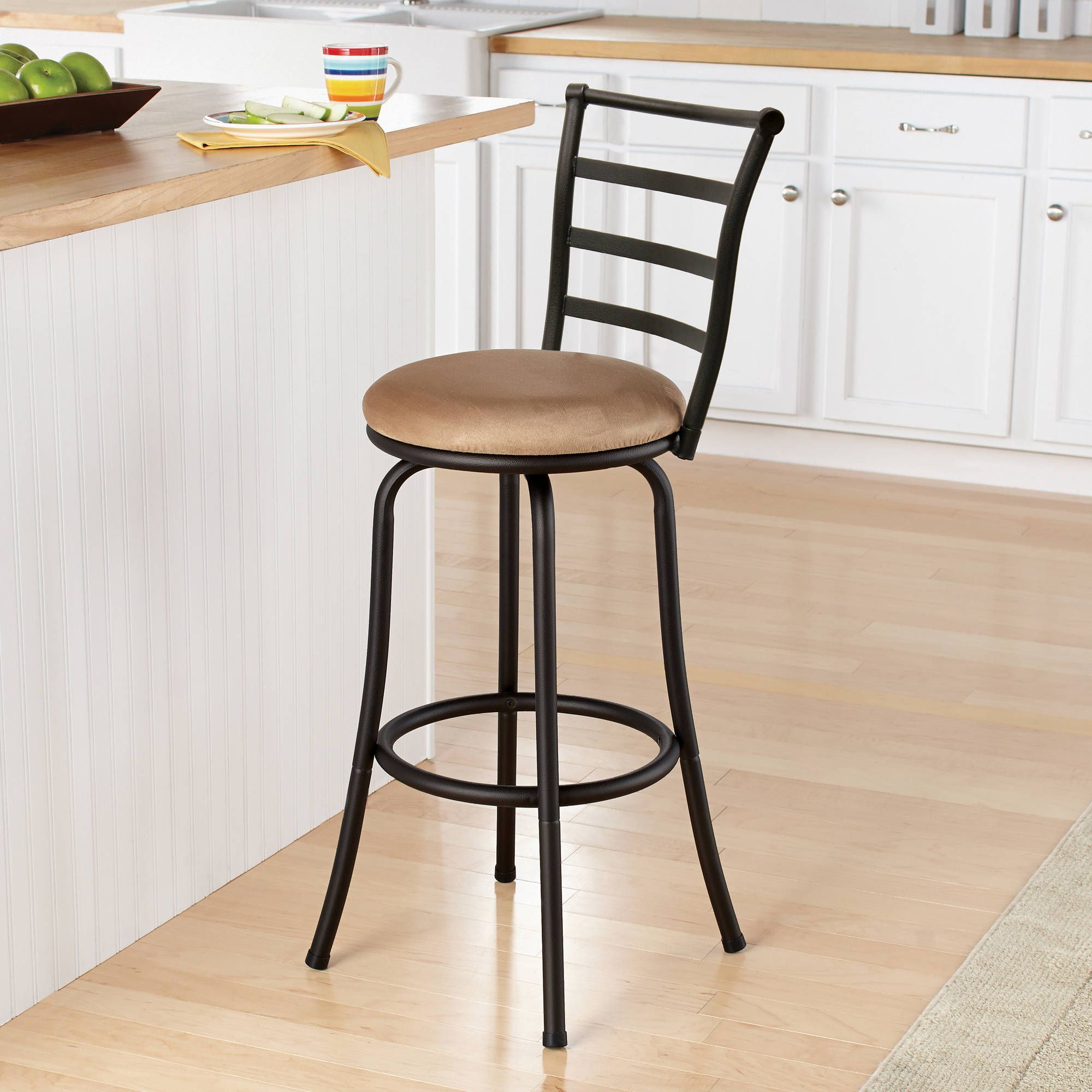 Bar Chair Walmart in 9  Bar stools, Bar stools with backs