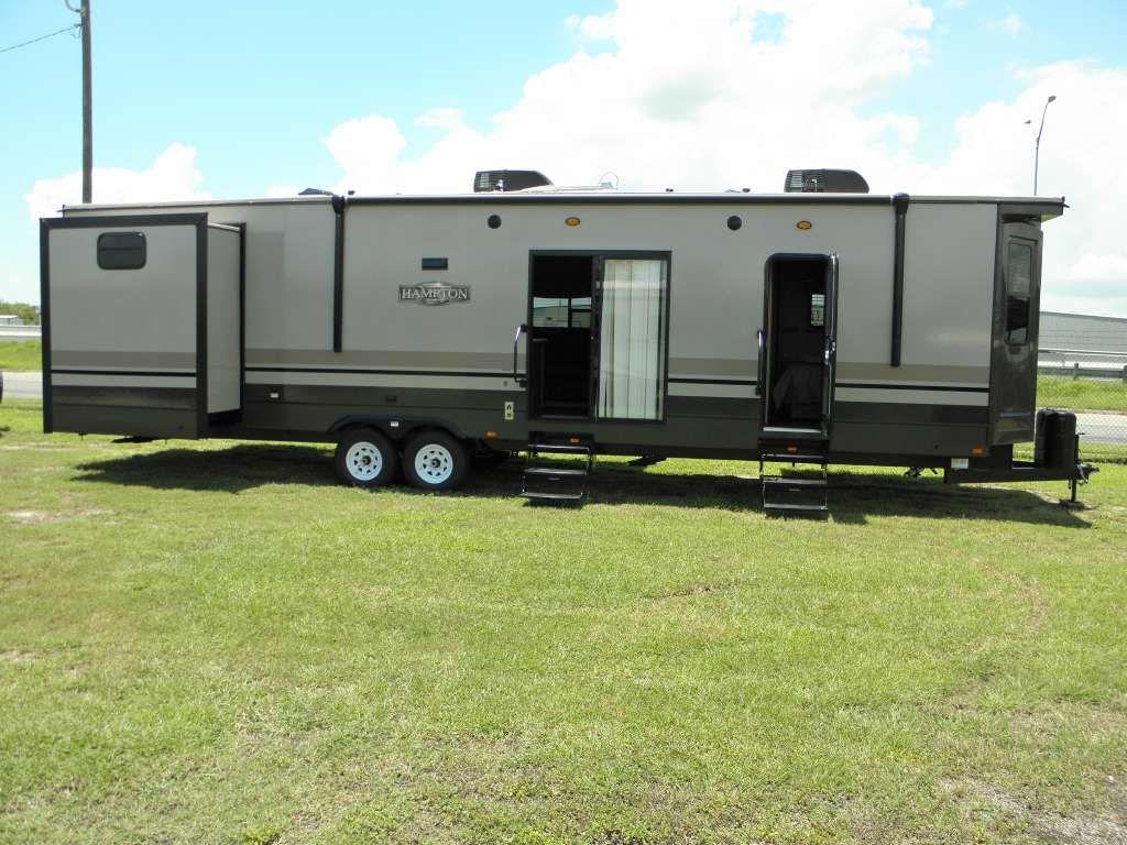 2017 Hampton 381 Qb Recreational Vehicles Park Models Travel Trailer
