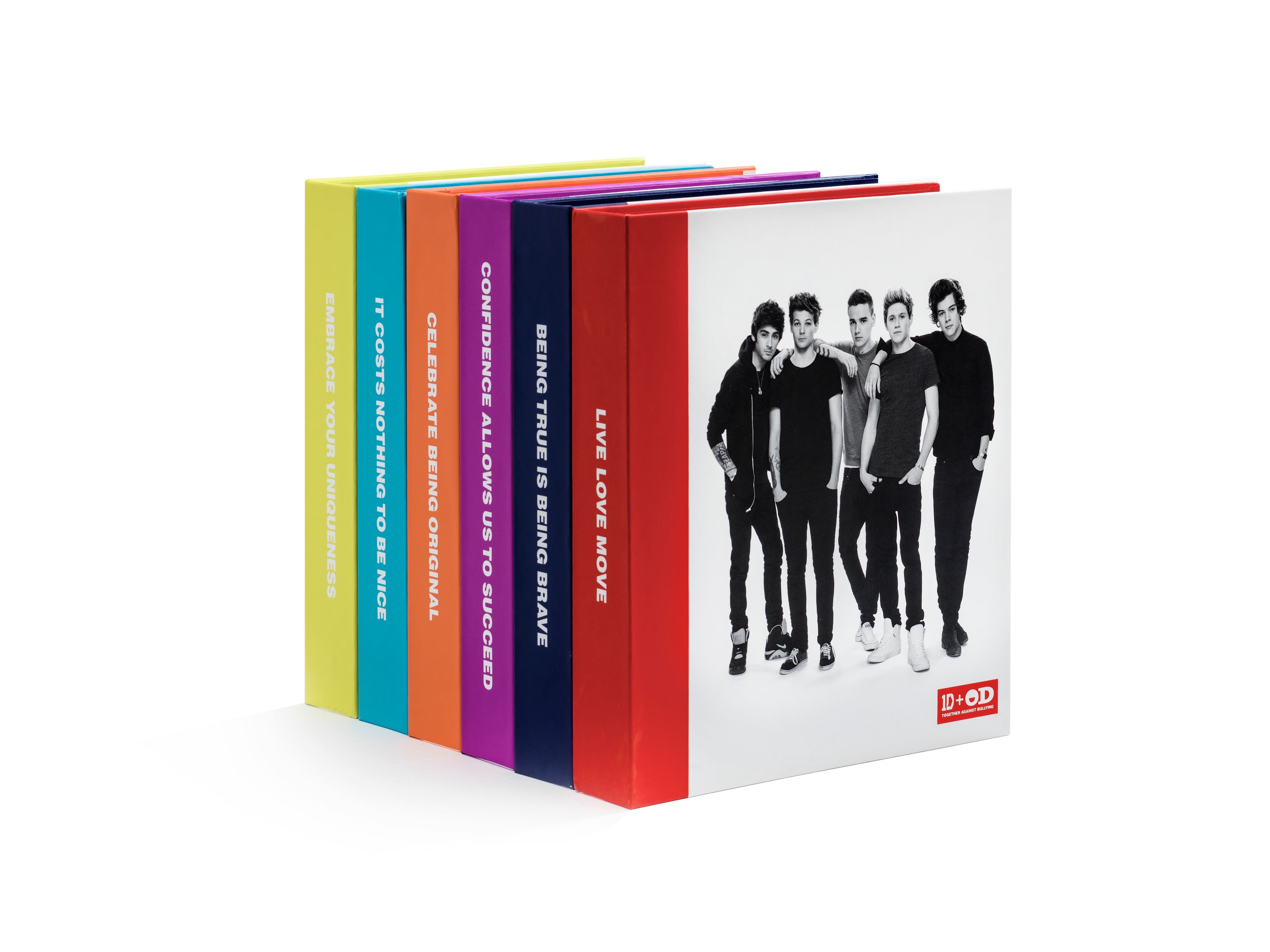 One Direction Binders
