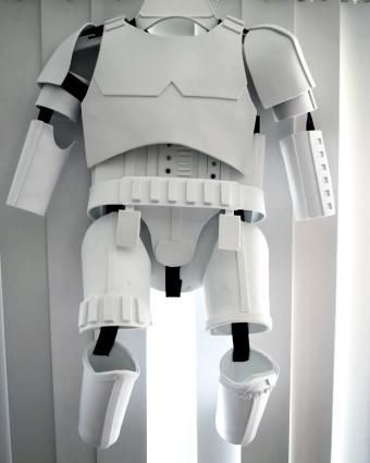 how to make a stormtrooper costume r stungen selber. Black Bedroom Furniture Sets. Home Design Ideas