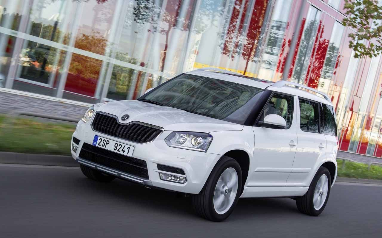 2014 skoda yeti for the primary time ever this compact suv is currently on the market in 2 totally different variations because the elegant and classy
