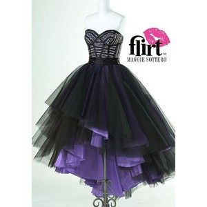 Rocker prom dress! For a girl with attitude! | Fashion | Pinterest ...