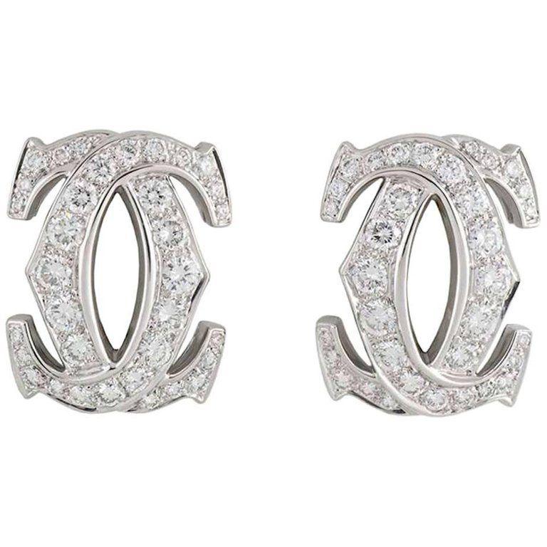 33++ Cartier c de cartier earrings information