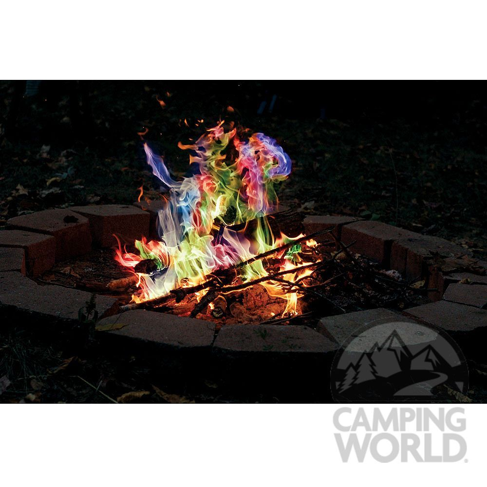 Rutland Rainbow Flame Stick | Campamento, Scouts y Fotos bonitas
