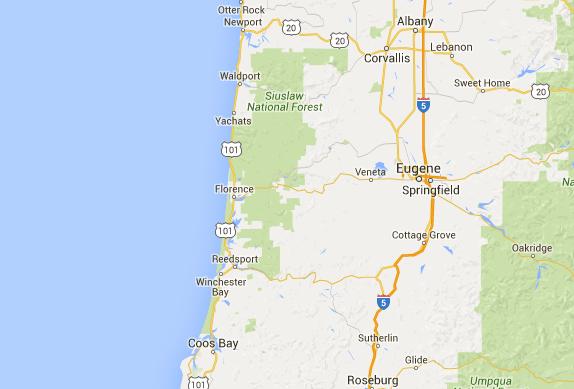 Halfway Oregon Map.Meetways Halfway Point Between California And Oregon Find A